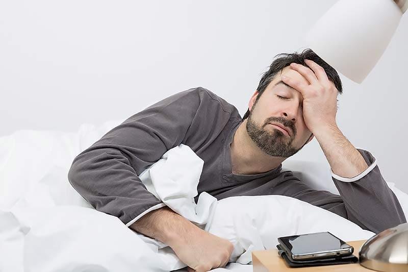 Gesundheitsprobleme durch Elektrosmog