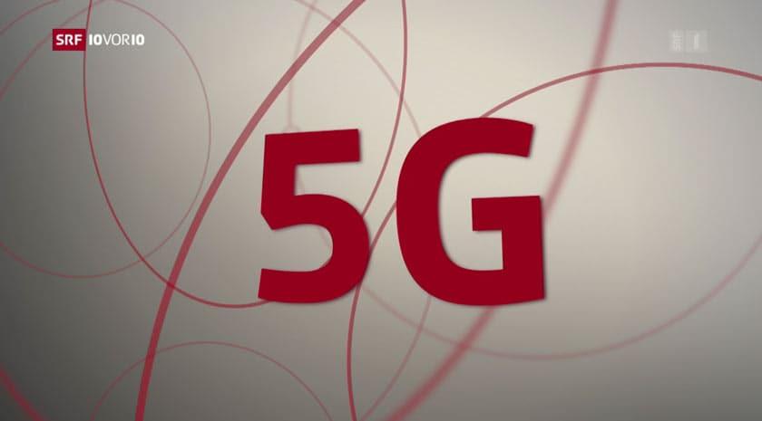 5G Mobilfunkstandard Symbol