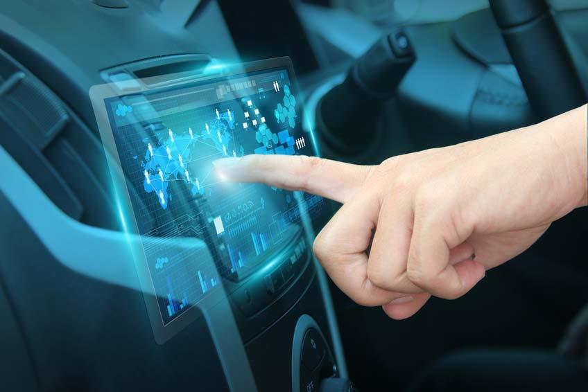 Elektromagnetische Strahlung in Fahrzeugen