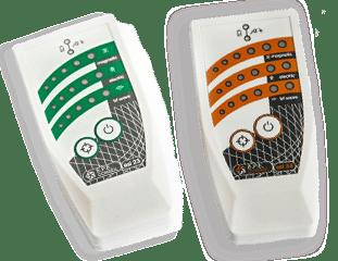 Die Elektrosmogmessgeräte Esi 23 und 24