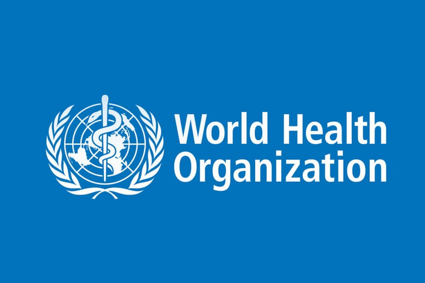 Logo Weltgesundheits-Organisation WHO