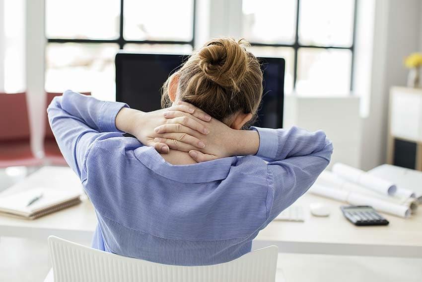 Elektrosmog begünstigt Rückenschmerzen