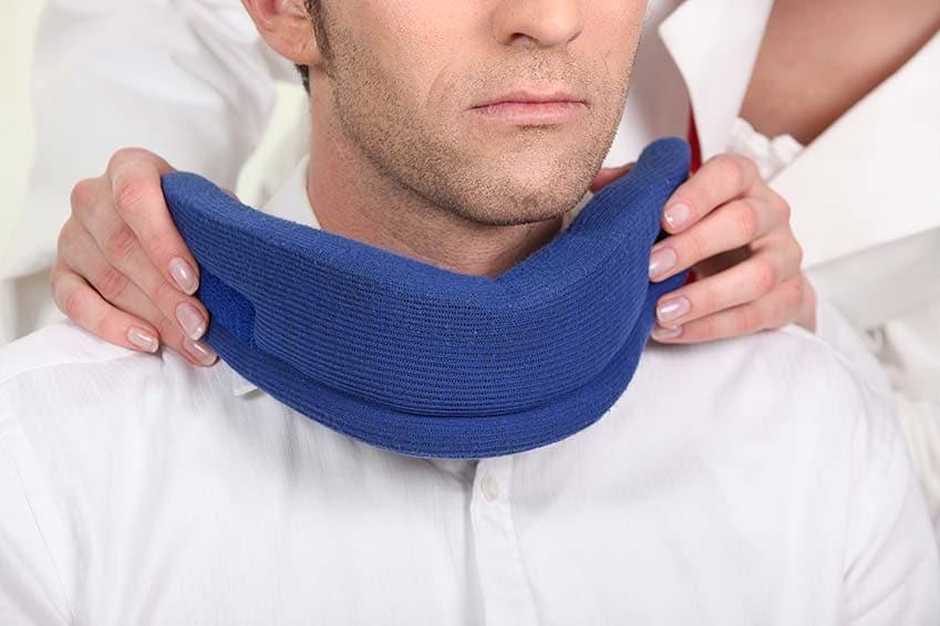 Elektrosmog beeinflusst Heilung von Nackenschmerzen