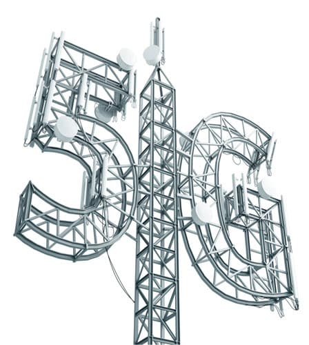 Symbolbild 5G-Mobilfunkstandard